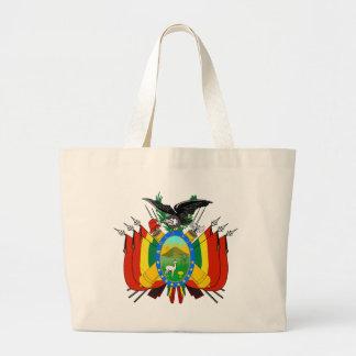 bolivia emblem bags