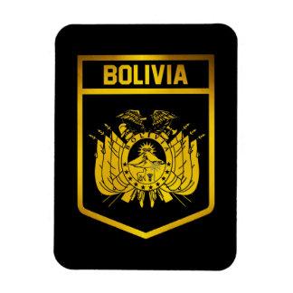 Bolivia Emblem Magnet