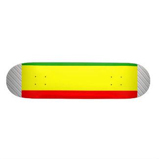 Bolivia Flag 21.6 Cm Old School Skateboard Deck