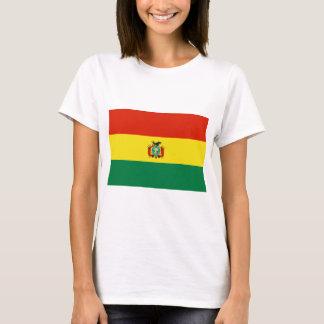Bolivia Flag BO T-Shirt