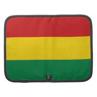 Bolivia Flag Folio Organizer