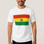 Bolivia Flag Shirt