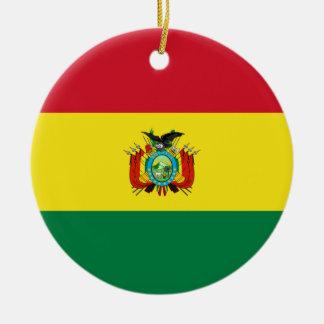 Bolivia State Flag Ornament