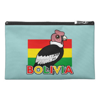 Bolivian Andean Condor Travel Accessory Bags