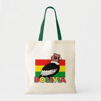 Bolivian Andean Condor Bag