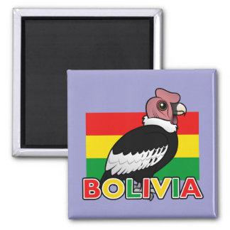 Bolivian Andean Condor Magnet