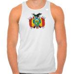 Bolivian coat of arms Tank Top