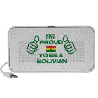 BOLIVIAN DESIGN TRAVEL SPEAKER