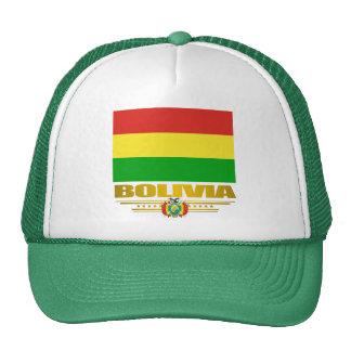 """Bolivian Pride"" Cap"