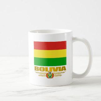 """Bolivian Pride"" Coffee Mug"