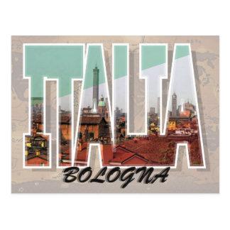 Bologna, Italy Postcard