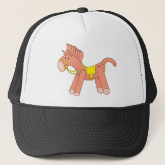 BOLOGNA PONY TRUCKER HAT