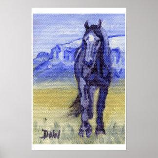 Bolthar in Montana Poster