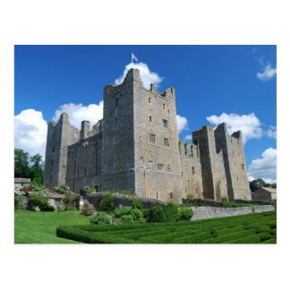 Bolton Castle Postcard