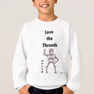Bolts - Love the Threads Sweatshirt