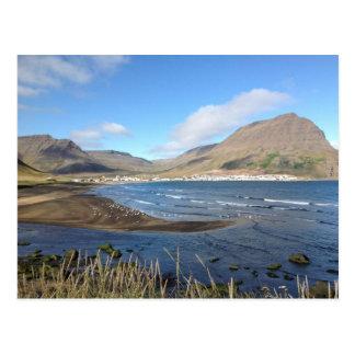 Bolungarvik, Vatnsfjörður, Iceland Postcards