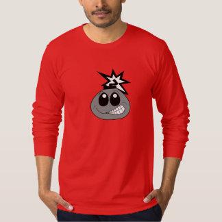 Bomb American Apparel Long Sleeve Tee Shirts