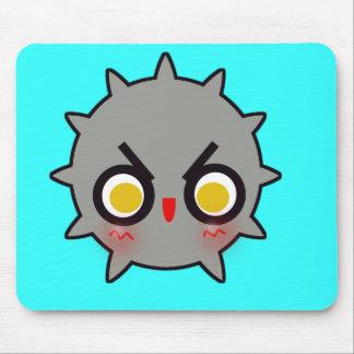 BOMB! (gray) Mouse Pad