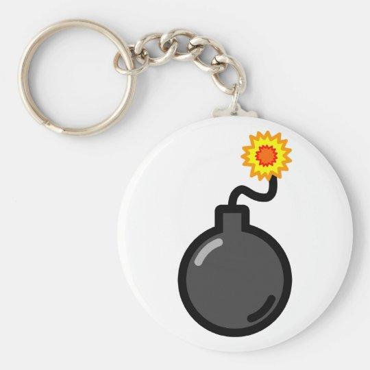 Bomb! Key Ring