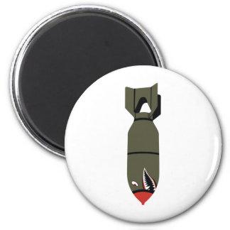 Bomb Refrigerator Magnets