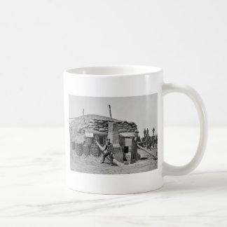 Bomb-Proof Quarters,1865 Mug