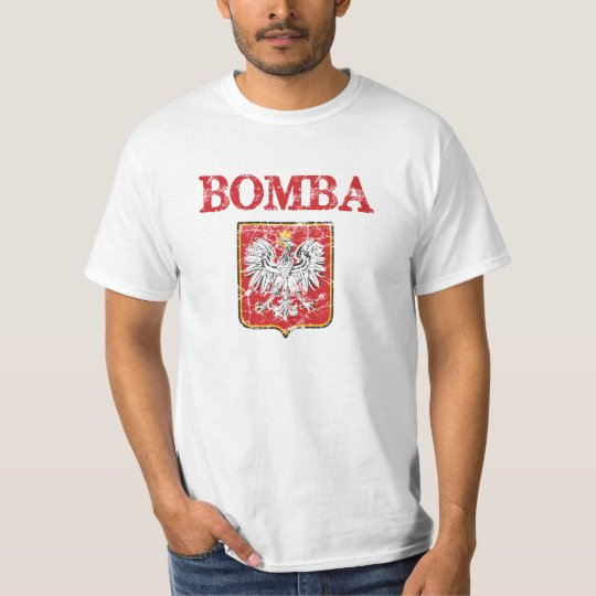 Bomba Surname T-Shirt