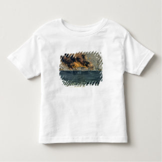 Bombardment of Fort Sumter Toddler T-Shirt