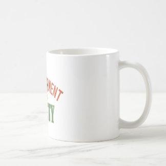 Bombardment Society Basic White Mug