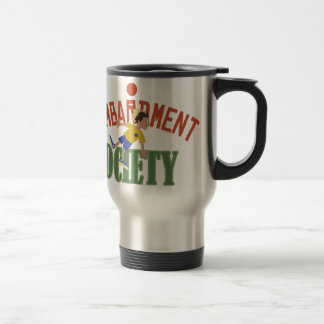 Bombardment Society Stainless Steel Travel Mug