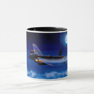 Bomber Coming Home Mug