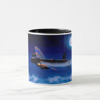 Bomber Coming Home Mug