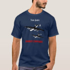 BOMBER COMMAND, Team Harris. T-Shirt