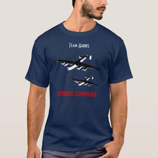 BOMBER COMMAND, Team Harris. T-Shirt
