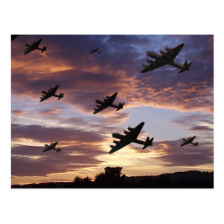 Bomber Stream Postcards