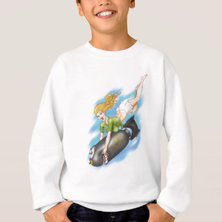 bombs away sweatshirt