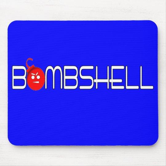 Bombshell Mouse Mat