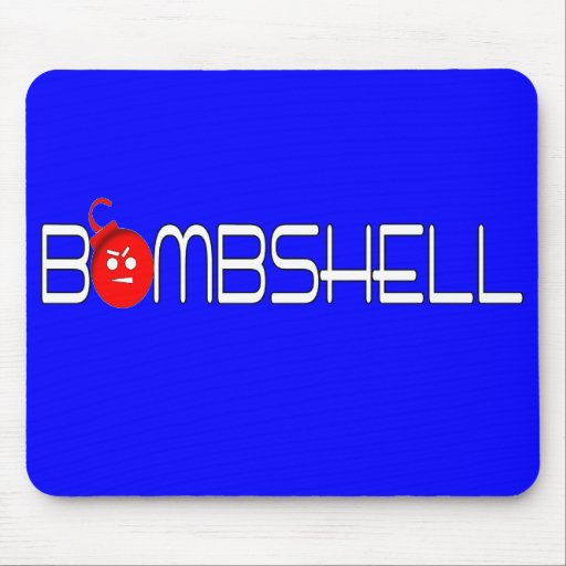 Bombshell Mouse Pad