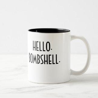 Bombshell Mug!
