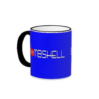 Bombshell Coffee Mugs