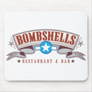 Bombshells Mouse Pad