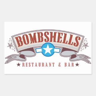 Bombshells Stickers