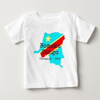 Bomoko Congo 2013 Baby T-Shirt