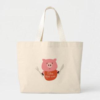 Bon Appe-Oink Bag