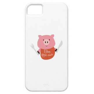 Bon Appe-Oink iPhone 5 Case