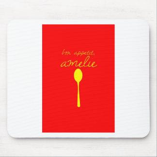 Bon appetit, Amelie Mousepad