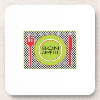 Bon Appetit Coaster