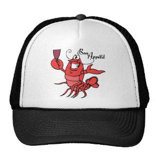 Bon Appetit Lobster Trucker Hat