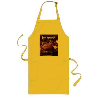 Bon Appetit Long Apron