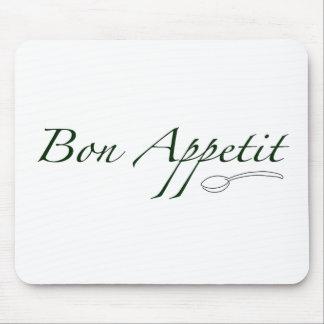 Bon Appetit Mouse Pads