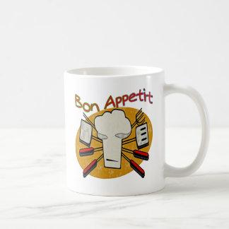Bon Appetit Coffee Mugs